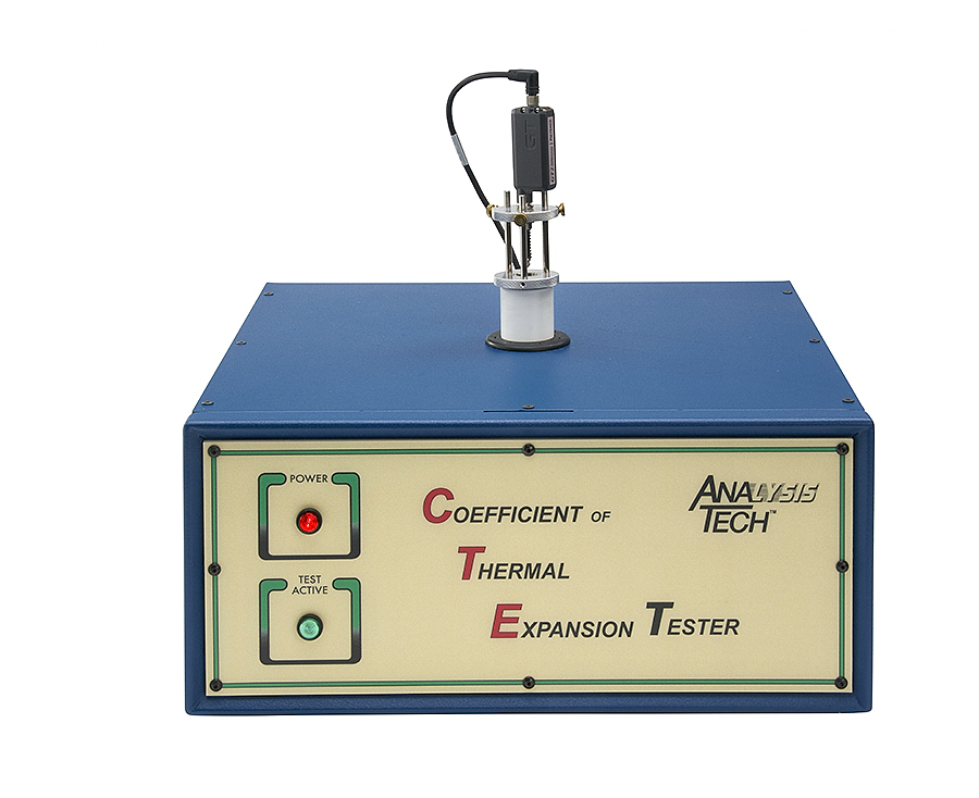 coefficient of thermal expansion tester